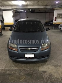 Chevrolet Aveo 3P 1.6 AA Mec usado (2008) color Gris precio u$s3.200