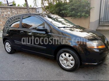 Foto venta carro usado Chevrolet Aveo 3P 1.6 AA Mec (2010) color Negro precio u$s3.900