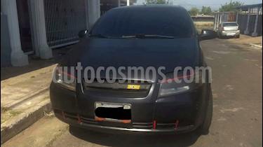 Foto venta carro usado Chevrolet Aveo 3P 1.6 Mec (2009) color Gris precio u$s2.100