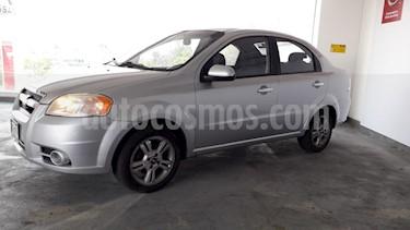 Foto venta Auto usado Chevrolet Aveo 4p 5 Aut  (C) (2010) color Plata precio $80,000