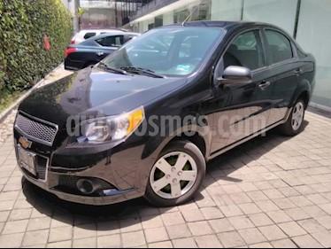 Foto venta Auto usado Chevrolet Aveo 4p LS L4/1.6 Aut (2017) color Negro precio $139,000