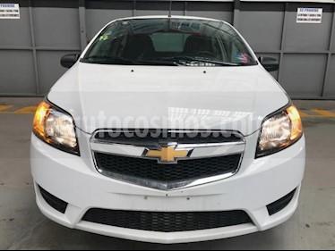 Foto venta Auto usado Chevrolet Aveo 4p LS L4/1.6 Man B/A (2017) color Blanco precio $140,000