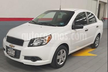 Foto venta Auto usado Chevrolet Aveo 4p LS L4/1.6 Man (2012) color Amarillo precio $87,000