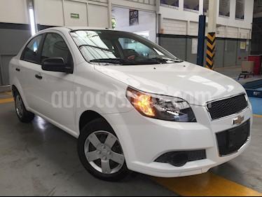 Foto venta Auto usado Chevrolet Aveo 4p LT L4/1.6 Man (2014) color Blanco precio $110,000