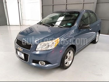 Foto Chevrolet Aveo 4p LTZ L4/1.6 Man usado (2012) color Azul precio $110,000