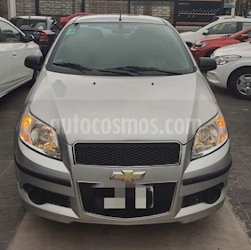 Chevrolet Aveo LS usado (2014) color Gris precio $464.900