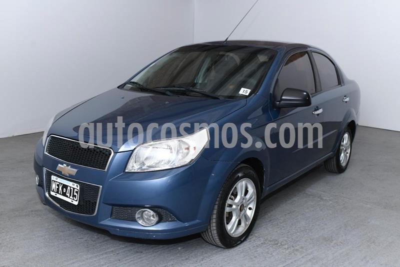 Chevrolet Aveo LT Aut usado (2013) color Azul Celeste precio $430.000