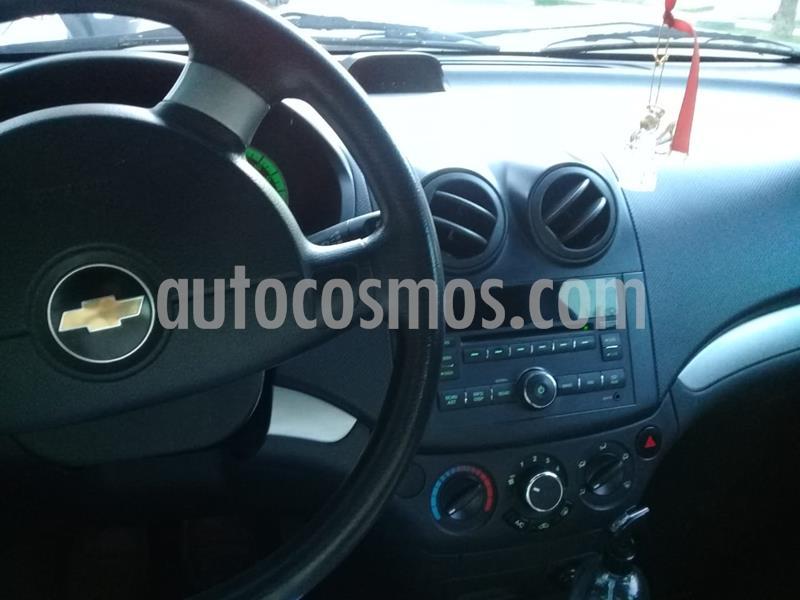 Chevrolet Aveo LT usado (2011) color Beige precio $420.000