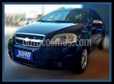 Chevrolet Aveo LT Aut usado (2012) color Negro precio $325.000