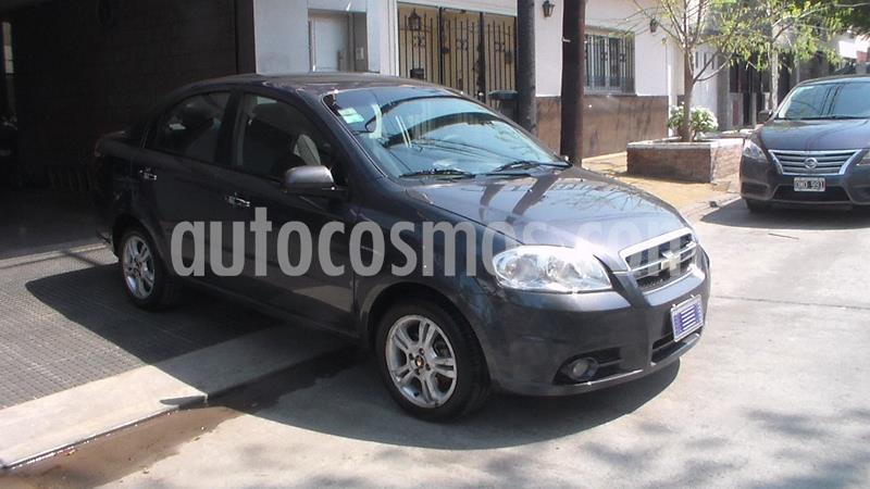 Chevrolet Aveo LT usado (2011) color Gris precio $399.900