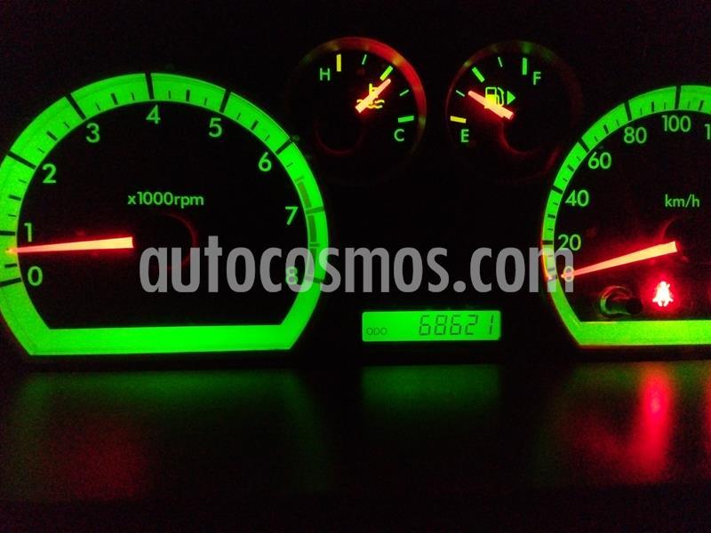 Chevrolet Aveo LS usado (2014) color Gris Cyber precio $460.000