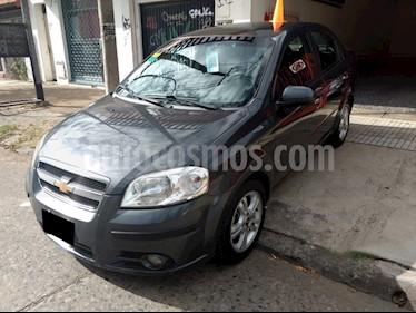 Chevrolet Aveo LT usado (2010) color Gris precio $410.000
