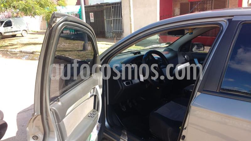 Chevrolet Aveo LT usado (2012) color Gris precio $370.000
