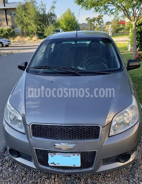 Chevrolet Aveo LS usado (2012) color Gris precio $480.000
