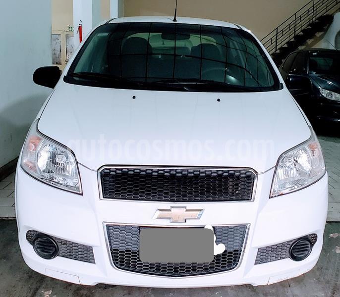 Chevrolet Aveo LS usado (2014) color Blanco precio $515.000