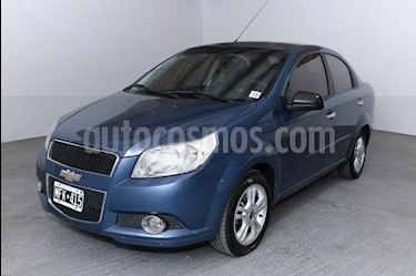 Chevrolet Aveo LT Aut usado (2013) color Azul Celeste precio $365.000