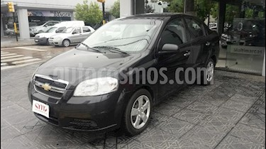 Chevrolet Aveo LS usado (2011) color Negro precio $270.000