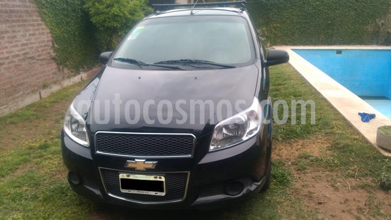 Chevrolet Aveo LS usado (2012) color Negro precio $575.000