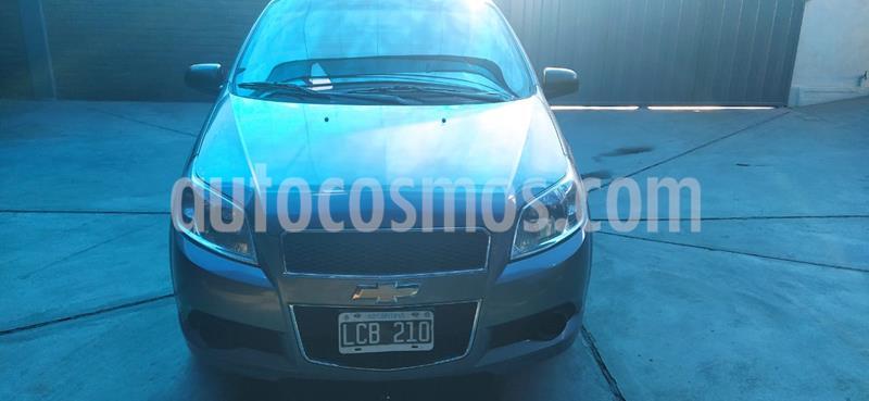 Chevrolet Aveo LS usado (2012) color Gris Tormenta precio $581.000