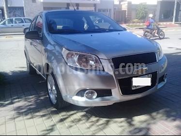 Chevrolet Aveo LT usado (2012) color Gris Tormenta precio $340.000