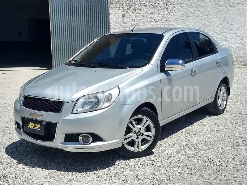 Foto Chevrolet Aveo LT usado (2012) color Plata precio $390.000