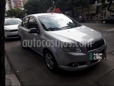 foto Chevrolet Aveo LT Aut usado (2012) color Gris Claro precio $300.000