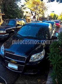 Chevrolet Aveo LS usado (2013) color Negro precio $360.000