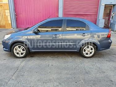 Chevrolet Aveo LT usado (2012) color Azul precio $319.900