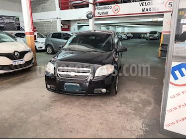 Chevrolet Aveo LT usado (2010) color Negro Metalizado precio $395.000