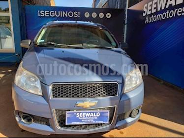 Chevrolet Aveo AVEO 1.6 LS G3 usado (2013) color Azul precio $380.000