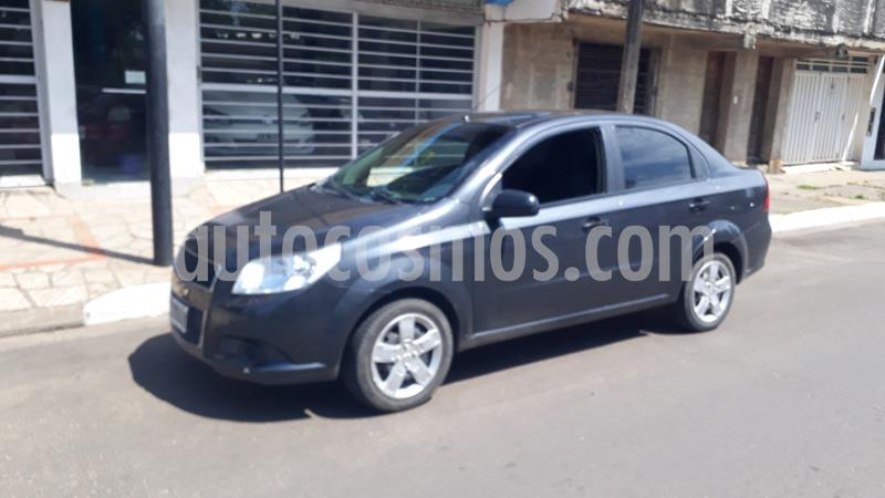 foto Chevrolet Aveo LS usado (2014) color Celeste precio $590.000