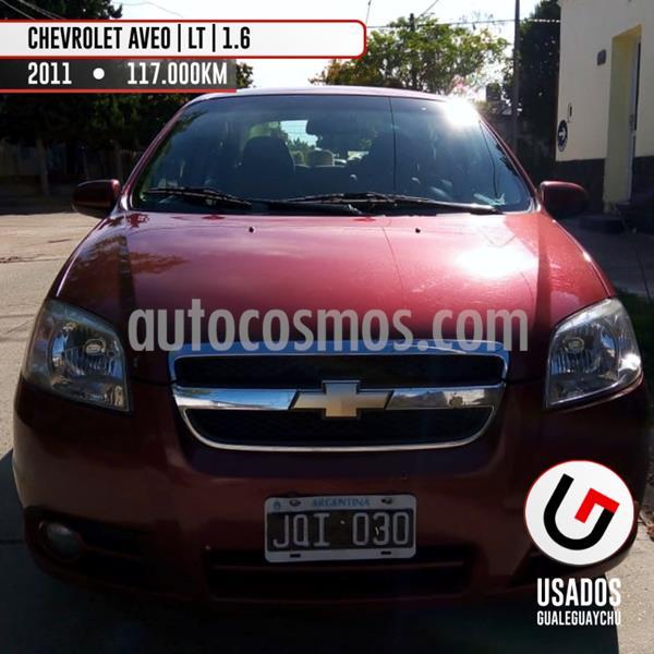 Chevrolet Aveo LT usado (2011) precio $430.000