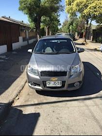 Chevrolet Aveo LT 1.4 5P Ac  usado (2010) color Gris precio $3.000.000