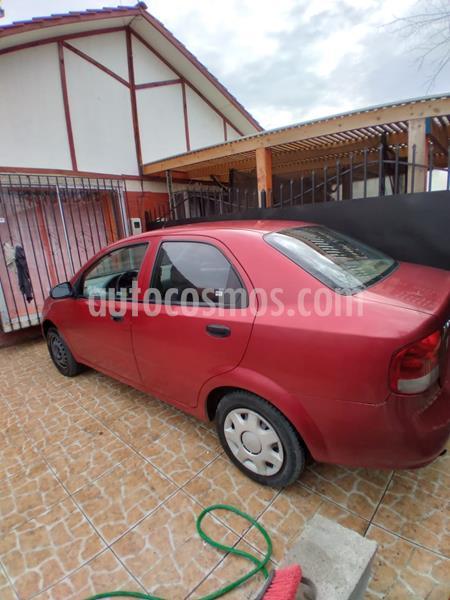 Chevrolet Aveo LS 1.4 5P usado (2004) color Rojo precio $2.300.000