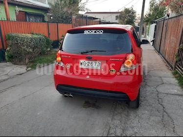 Chevrolet Aveo LS 1.4 3P usado (2007) color Rojo precio $2.300.000