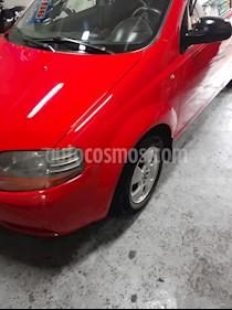 Chevrolet Aveo sedan 1.600 Aire usado (2010) color Rojo precio $16.500.000