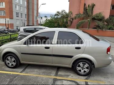 Chevrolet Aveo sedan 1.600 Aire usado (2011) color Bronce precio $200