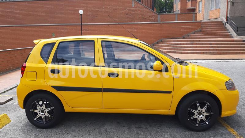 Chevrolet Aveo 1600 3p Edition Limited usado (2008) color Naranja precio $18.000.000