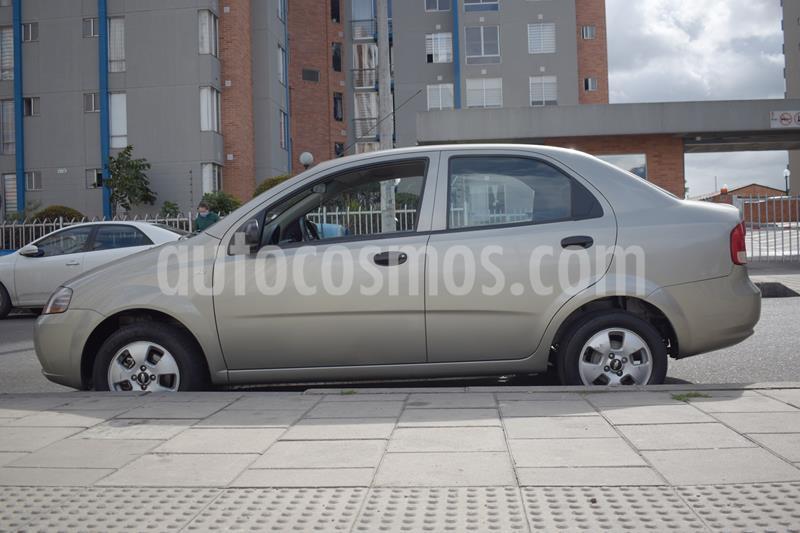 Chevrolet Aveo 1.6L Ac  usado (2013) color Beige precio $19.000.000
