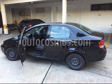 Chevrolet Aveo 1.6L Ac usado (2011) color Negro precio $17.000.000