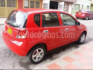 Foto venta Carro usado Chevrolet Aveo FIVE (2007) color Rojo precio $15.000.000