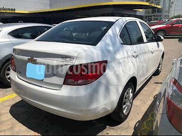 Foto venta Auto usado Chevrolet Aveo LS (Nuevo) (2018) color Blanco precio $185,000