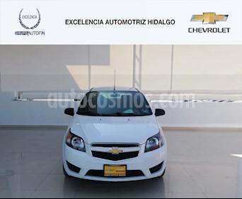 Foto venta Auto usado Chevrolet Aveo LS (Nuevo) (2017) color Blanco precio $145,000