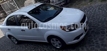 Foto venta Auto usado Chevrolet Aveo LS (Nuevo) (2017) color Blanco precio $121,500