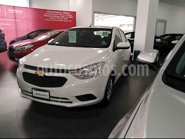 Foto venta Auto usado Chevrolet Aveo LS (Nuevo) (2019) color Blanco precio $175,000