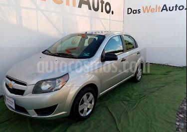 Foto Chevrolet Aveo LS (Nuevo) usado (2018) color Plata precio $165,000