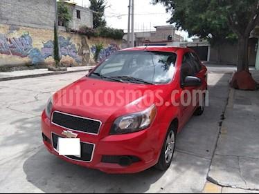 Foto venta Auto usado Chevrolet Aveo LS (Nuevo) (2012) color Rojo precio $85,000