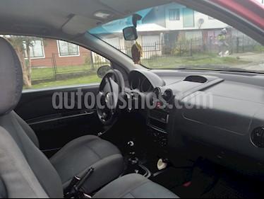 Chevrolet Aveo LS 1.4 3P Ac  usado (2008) color Rojo Vivo precio $3.200.000