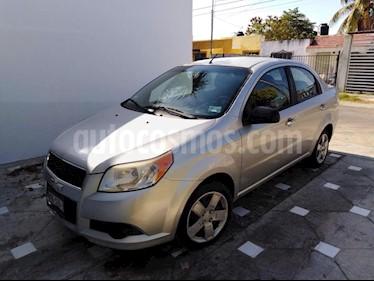 Foto Chevrolet Aveo LS Aa radio (Nuevo) usado (2012) color Plata precio $80,000