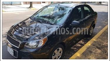 Chevrolet Aveo LS Aa radio (Nuevo) usado (2016) color Negro precio $119,500